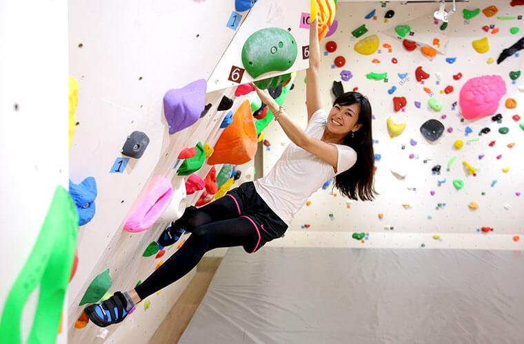 がっつり登りたい!